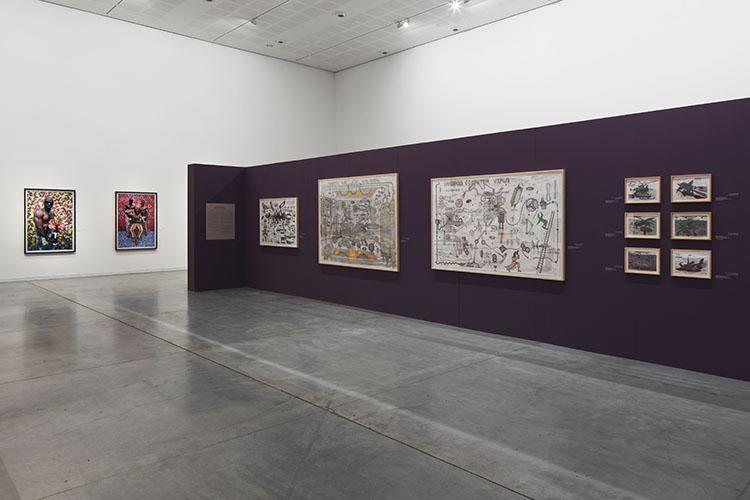 חלל התערוכה