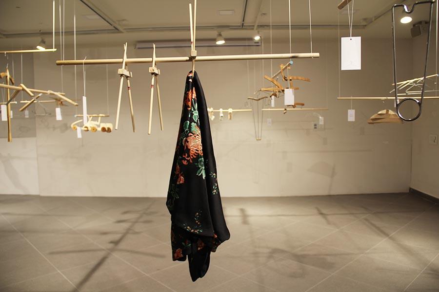 הכניסה לתערוכה