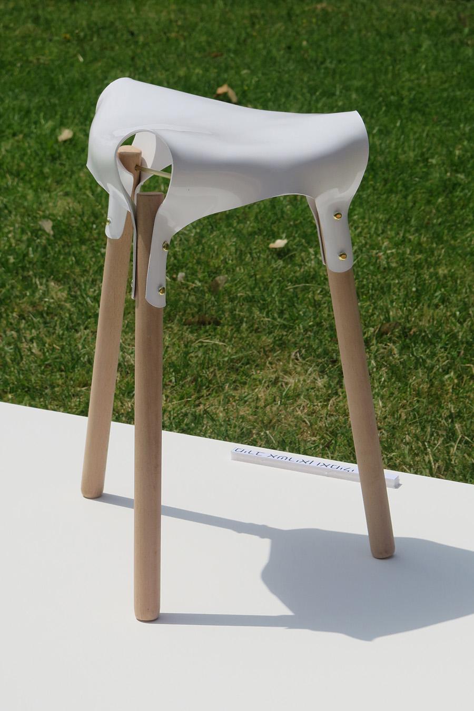 כיסא סיכה מתפצלת. צילום: אשריאן מירב