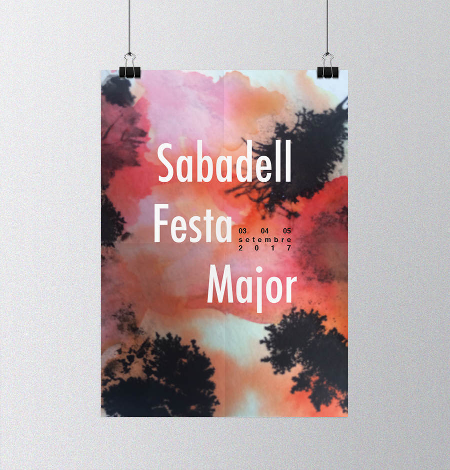 פוסטר לפסטיבל בעיר סאבדיי, רותם פינס פז