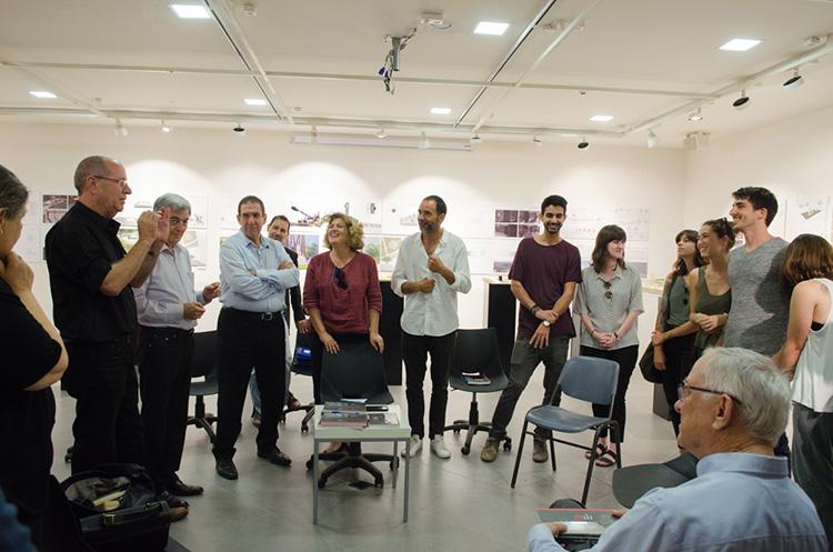 מנכ״ל עמותת יד לשריון, חנן ברנשטיין במילות סיכום. צילום: גיא בן עטר