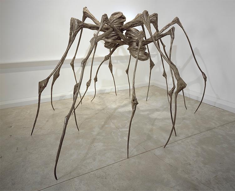זוג עכבישים, לואיז בורז'ואה, 2003, תיק עיתונות