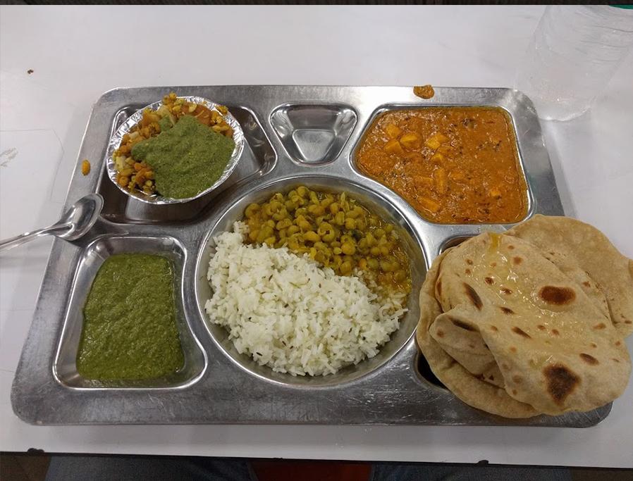 אוכל בהודו. צילום_ טל ימין