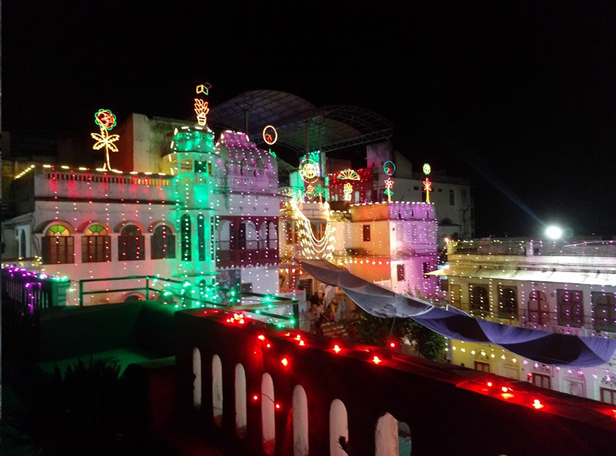 חגים הודיים באיזור.