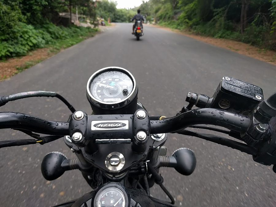 טיול בהודו.