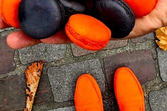 קינוחים ונעליים