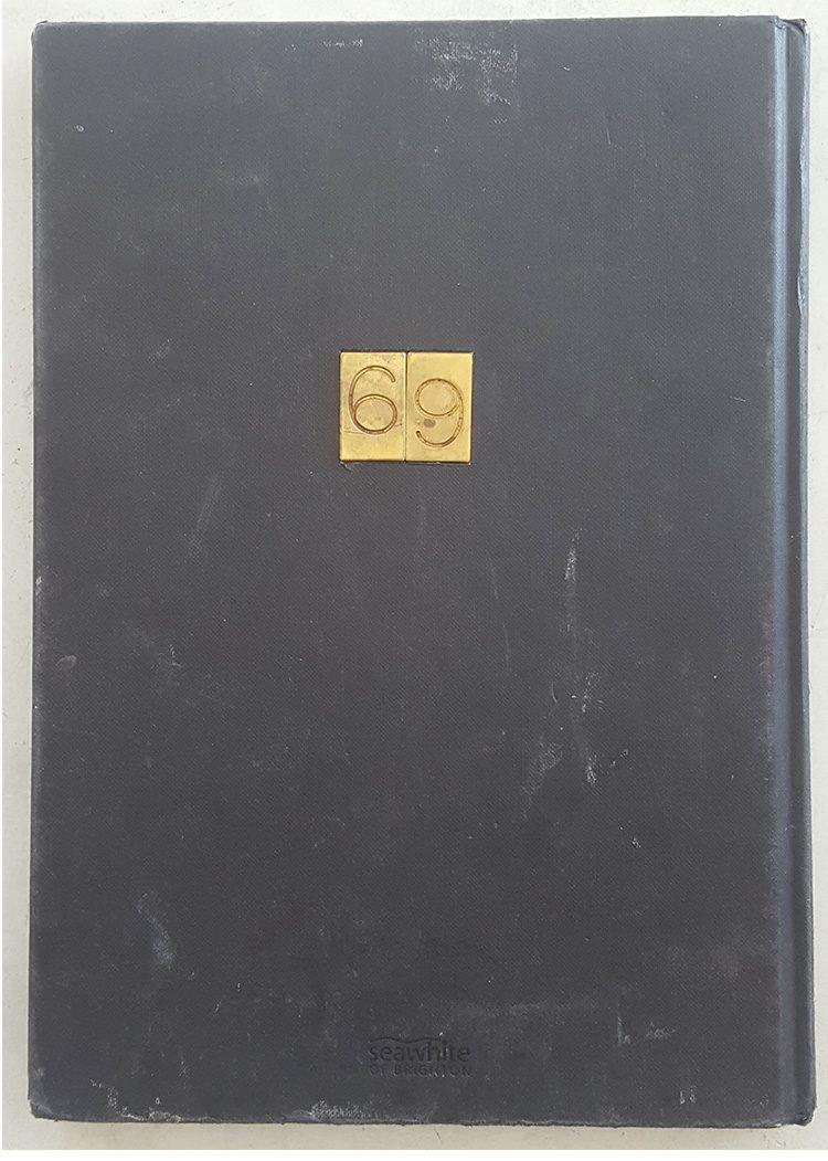 ספר סקיצה מס׳ 69