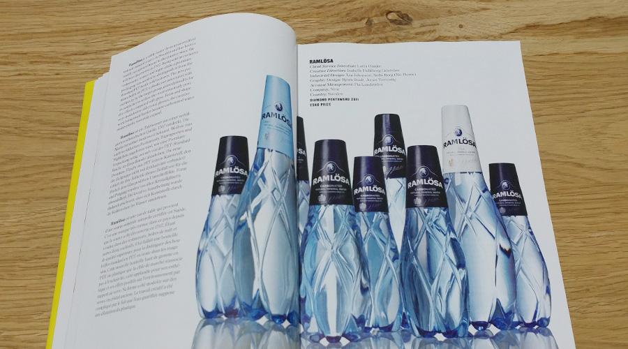 Ramsola bottle: חומר ידידותי לסביבה ככלי שיווקי.