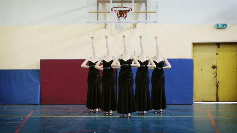 דניאלה מרוז, מתוך ׳זיכרוני לברכה׳. צילום: רומן פורצקי