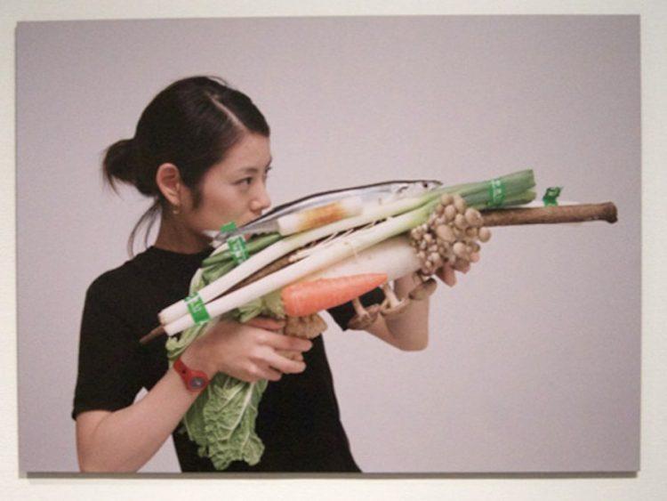 נשק של ירקות, צויושי אוזוואה