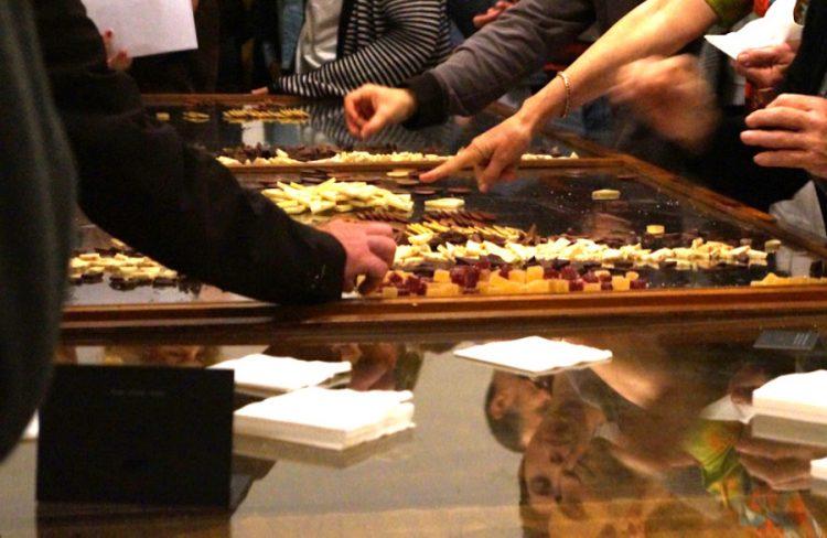 שולחן השוקולדים של איקה כהן