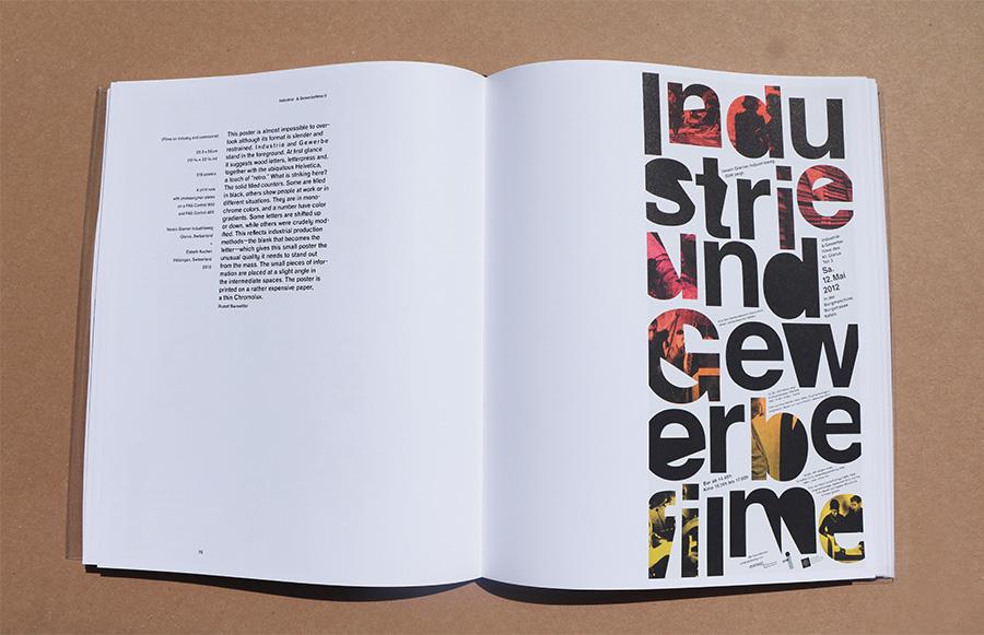 Industrie & Gewerbefilme 2012. פוסטר לפרויקט סרטי תעשייה ומלאכה משנות ה-60 וה-40.