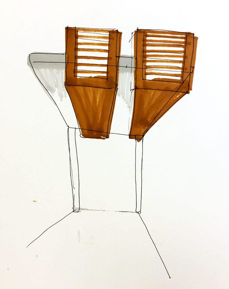 Noga David - Shelving system 1