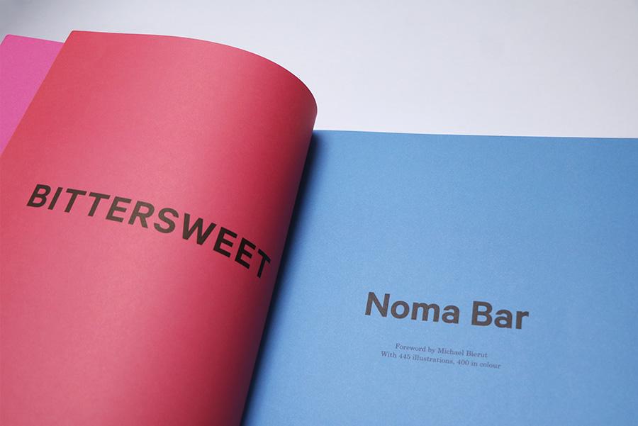 הספר עוצב בצבעוניות מרהיבה, כיאה לנושא_