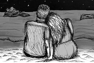 נעדרת אמונה באנושות / הילה אלרט