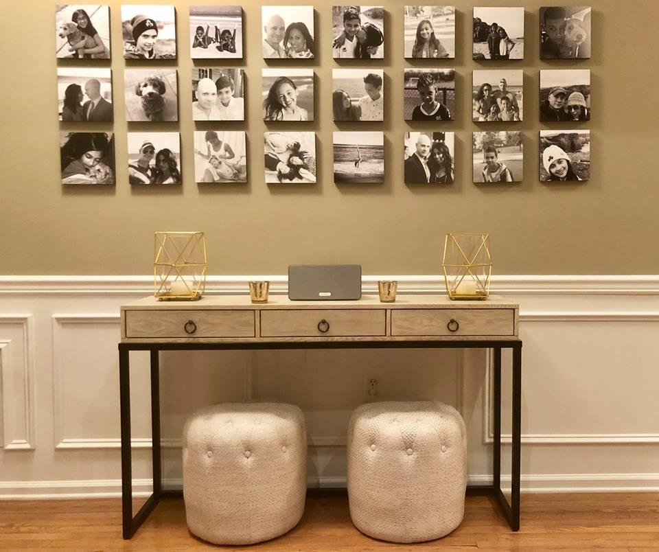 עיצוב אישי לבית גם בשחור לבן