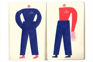 ספר סקיצות: נדב ויצמן