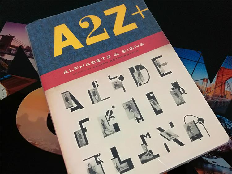 כריכת הספר A2Z+ :Alphabets & Signs