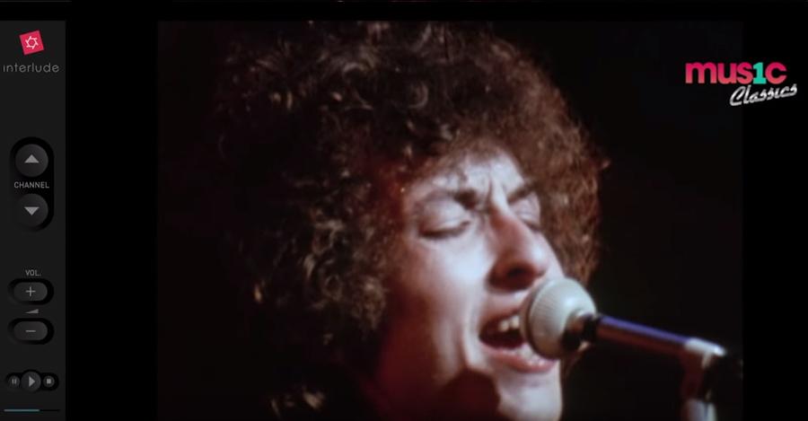 פריים מתוך הקליפ האינטראקטיבי שהימן הפיק לשיר