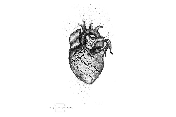 לב מכני איור בעט 0.4