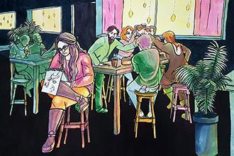 ספר סקיצות: דנה פייגה