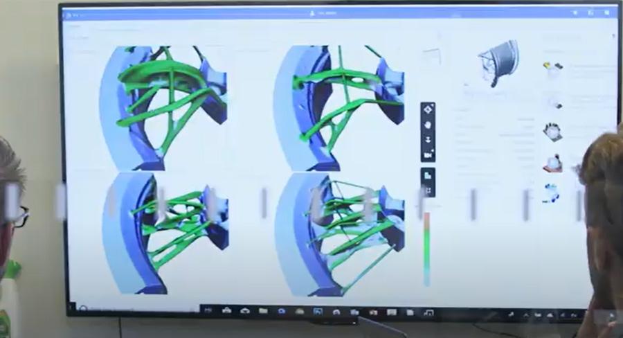 Autodesk Education, צילום מסך