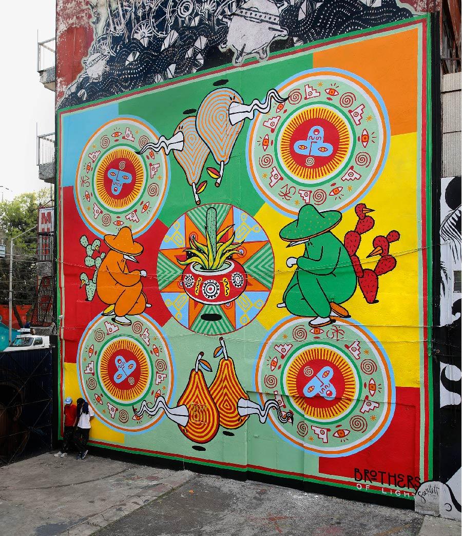 מקסיקו סיטי. צילום: דניאל בק
