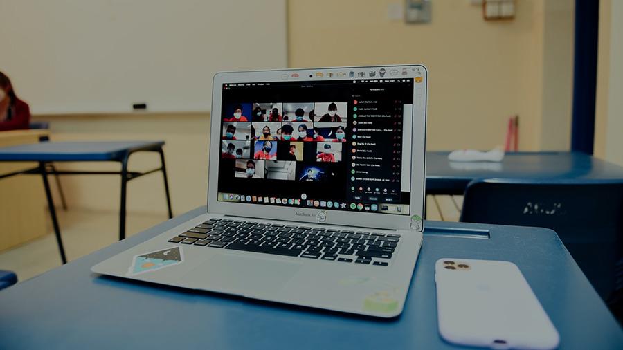זום בכיתת לימוד, צילום: לוקס לאו