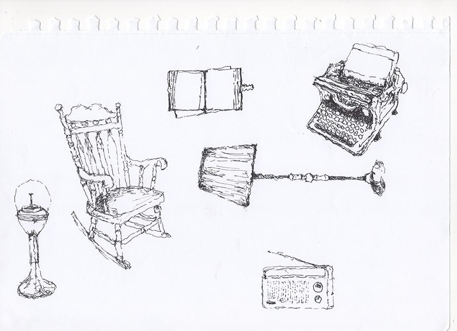 חפצים ורהיטים