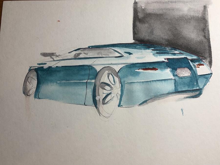מכונית 4