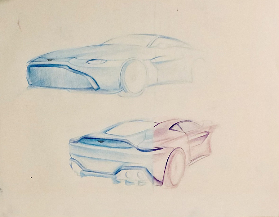 מכונית 1