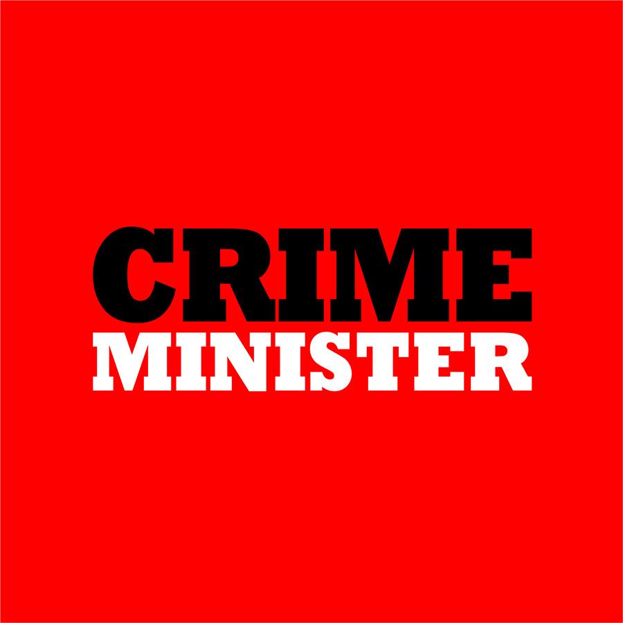 CRIME MINISTER, מתוך עמוד הפייסבוק של Israel Crime Minister